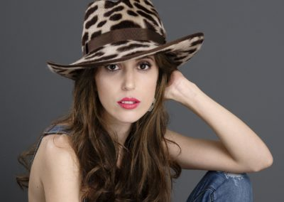 liz felix hat collection